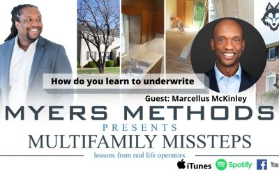 How do you learn to underwrite – Marcellus McKinley