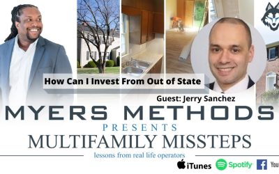How Can I Invest From Out of State – Jerry Sanchez