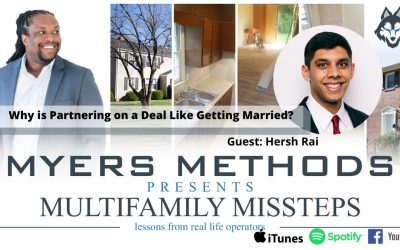 Why is Partnering on a Deal Like Getting Married? – Hersh Rai